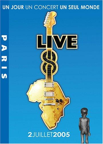 Price comparison product image LIVE 8: Paris