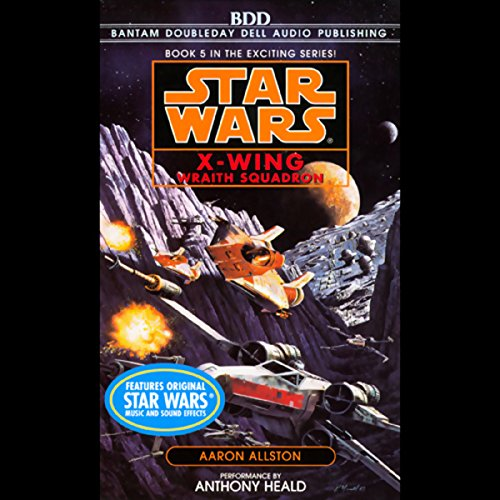 Star Wars: The X-Wing Series, Volume 5: Wraith Squadron