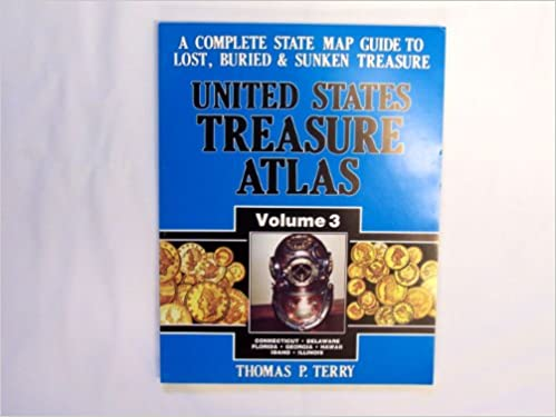 United States Treasure Atlas Vol Connecticut Delaware - Us map of food volume