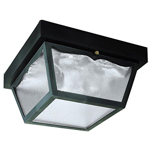 Exterior 2 Light Flush - 8
