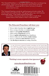 The Educated Franchisee: The How-To Book for Choosing a Winning Franchise, 2nd Edition by Bascom Hill Publishing Group