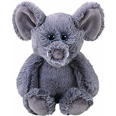 Ty Ella - Grey Elephant med: Toys & Games