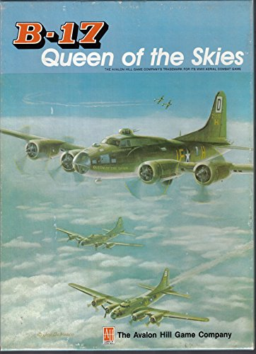 B-17 Queen of the Skies, with all expansions (B 17 Queen Of The Skies Board Game)