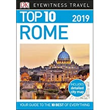 Top 10 Rome (DK Eyewitness Travel Guide) (English Edition)