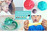 Skin Safe Food Grade Soap Dye 10 Color - Bath Bomb, Slime, Playdoh Making. Bonus eGuides - Make All Natural Colorant and Coloring Ideas with Kids using Soap Supplies Kit