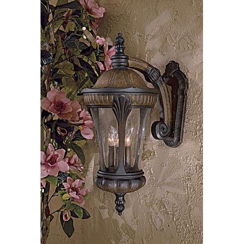 Minka Lavery 4755-206 5-Light Aston Court Bronze Up Chandeliers