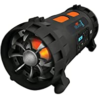 Pyle Street Blaster PBMSPG200 Speaker System - 1000 W RMS - Battery Rechargeable - Wireless Speaker(s)