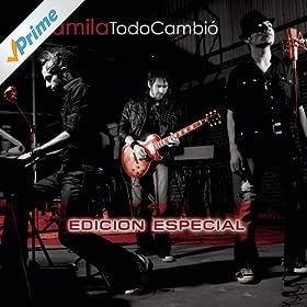 Amazon.com: Todo Cambio: Camila: MP3 Downloads