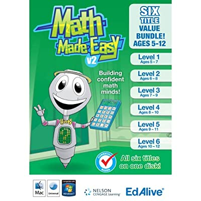 Math Made Easy v2 Bundle