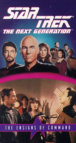 Star Trek - The Next Generation, Episode 49: The Ensigns Of Command [VHS]