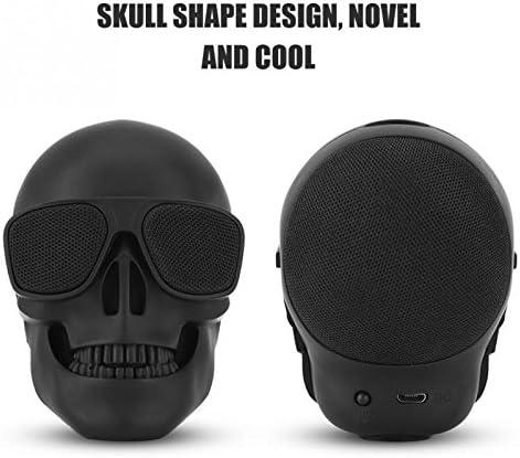 gaixample.org Redcolourful Portable Mini Skull Head Speaker ...