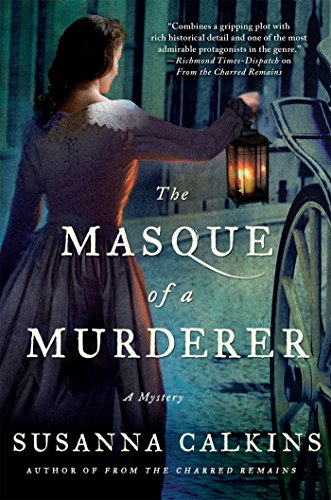 The Masque of a Murderer: A Mystery (Lucy Campion Mysteries)