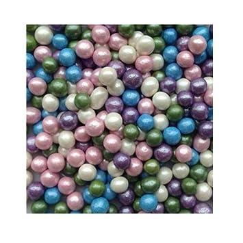 Unicorn perlas gluten OMG tuerca leche de soja libre decoración de pasteles