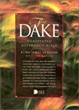 The Dake Annotated Reference Bible, , 1558290494