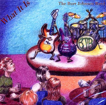Johnson Brothers Sweet (The Burr Johnson Band: What It Is)