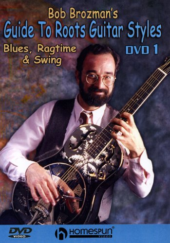 Bob Brozman's Guide To Roots Guitar Styles-DVD#1