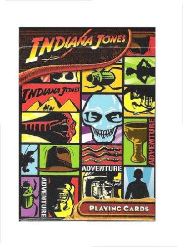 - Indiana Jones Playing Cards