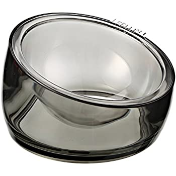 Amazon Com Fellip Oblik Pet Bowl Supreme 14cm Smoky