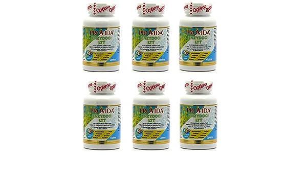 Optima - Provida® enzydoc® LTT 6 conf de 20 Cápsulas - Para ...