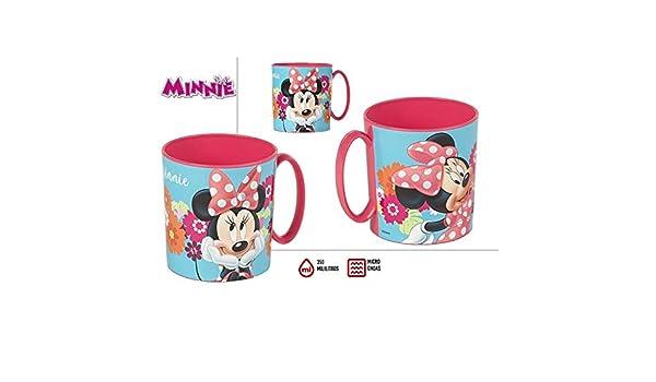 Home Line Taza microondas Minnie: Amazon.es: Hogar