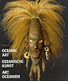 Front cover for the book Oceanic Art by Anthony J. P. Meyer