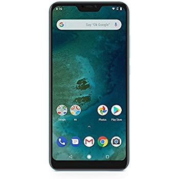 Amazon.com: Xiaomi MI A1 (64GB, 4GB RAM) with Android One ...
