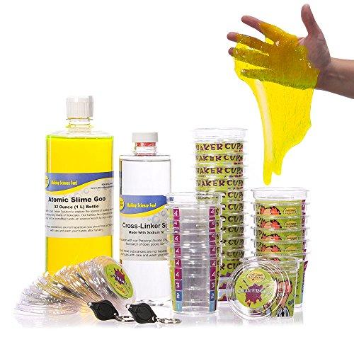 Atomic Glow Slime Classroom Kit
