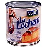 La Lechera Sweetened Condensed Milk, 14-Ounce (Pack of 8)