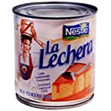 La Lechera Sweetened Condensed Milk, 14-Ounce (Pack of 8)