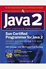 Sun Certified Programmer for Java 2 Study Guide (Exam 310-025) Hardcover
