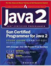 Sun Certified Programmer for Java 2 Study Guide (Exam 310-025)