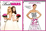 Weddings and Rivals Collection - Bride Wars & 27 Dresses 2-DVD Romantic Comedy Bundle