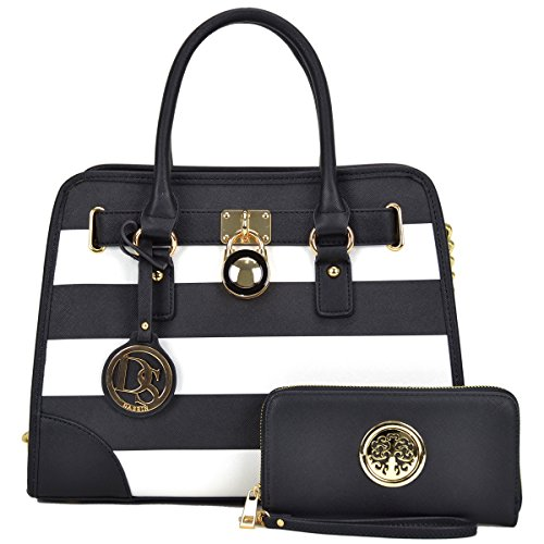 Black Designer Handbags - 2