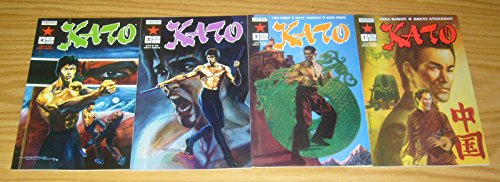 Kato of the Green Hornet #1-4 VF/NM complete series ; Now