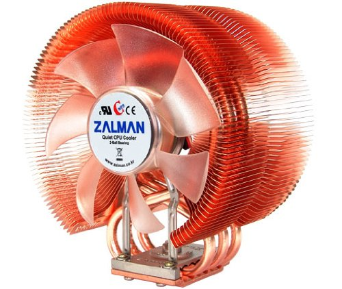 Zalman LED Aluminum/Copper CPU Cooling Fan CNPS9700