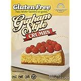 Kinnikinnick Graham Style Cracker Crumbs, 300 Gram