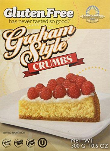 Kinnikinnick Gluten Free Graham Style Crumbs, 10.5 oz ()