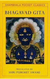 The MINI Bhagavad Gita sanskrit+Hindi Transcription (Box