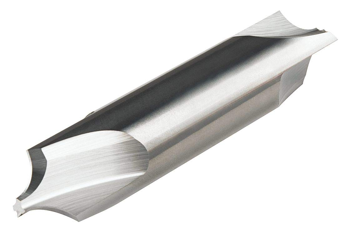 Micro 100 Corner Rounding End Mill, 0.0600'' Milling Dia., Number of Flutes: 3, Uncoated, CRE - CRE-250-093 by Micro 100