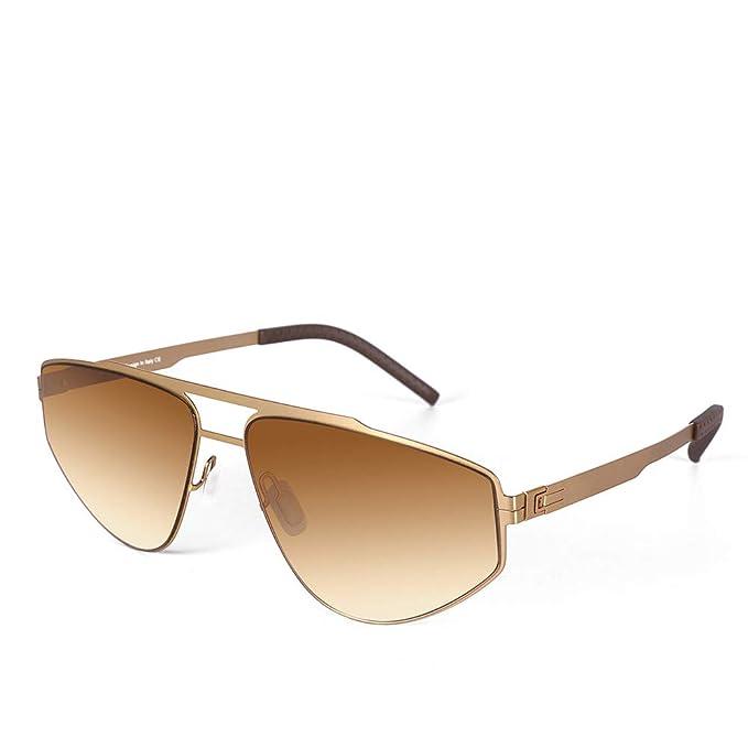 Amazon.com: Gafas de sol polarizadas para hombre con marco ...
