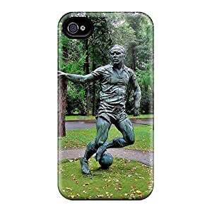 Awesome VVi16890mwai CaseFactory Defender Tpu Hard Case Cover For Iphone 4/4s- Monument To Eduard Streltsov Outstanding Players