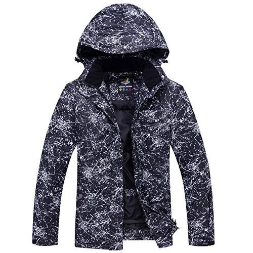 LilyAngel メンズや女性のスノーウェアスノーボードは防水防風透湿性アウトドアスポーツスキースーツのジャケットとベルトパンツを設定します。 (色 : 16, サイズ : M)