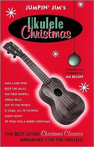 Amazon Jumpin Jims Ukulele Christmas Ukulele Solo