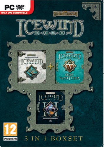 Icewind Dale 3 in 1 Boxset (Sweeden) (Icewind Dale Pc Game)