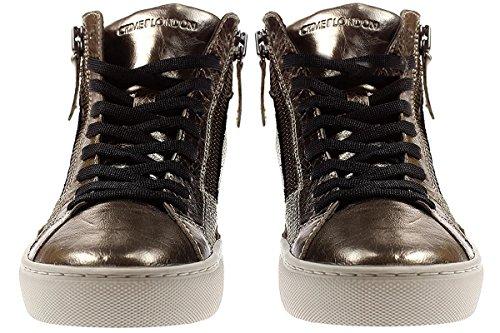CRIME London 25320A17 - Damen Schuhe Sneaker Schnürer - brown-60, Größe:40 EU