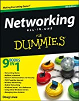 Networking All-in-One For Dummies, 5th Edition