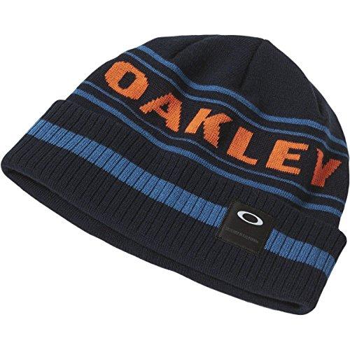 Oakley Rock Garden Cuff Beanie, FATHOM, One - Oakley Fathom