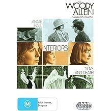 Woody Allen Col.2 - Annie Hall / Interiors / Love and Death | 3 Discs | NON-USA Format | PAL | Region 4 Import - Australia