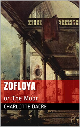 book cover of Zofloya