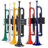 pInstruments pTrumpet 2.0 Plastic Trumpet - Purple